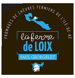 La ferme de Loix - Paul Georgelet