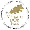 Médaille d'Or au Concours Agricole 2017